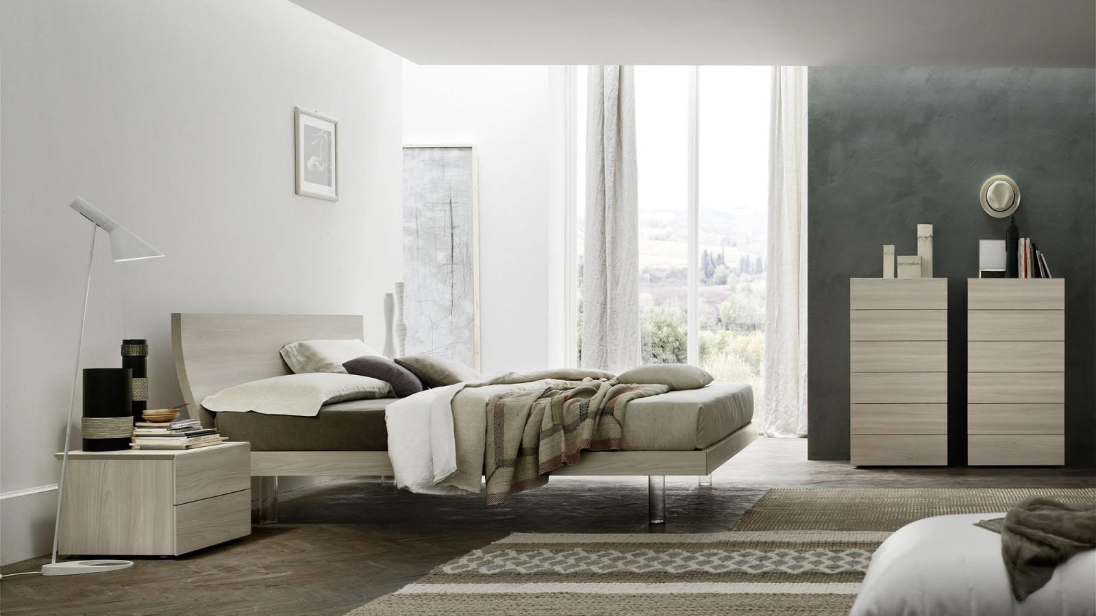 Moderne - Camere da letto moderne roma ...