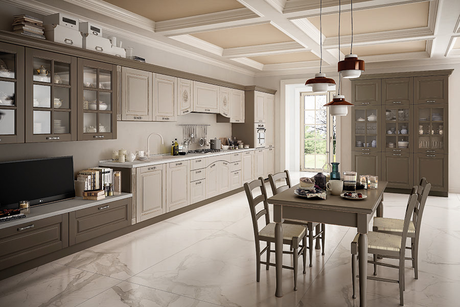 Fabulous Scavolini Kitchen Design